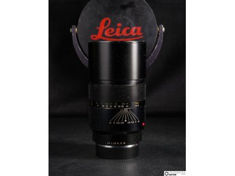 Leica Elmarit-R 180mm f/2.8  Leitz Germany