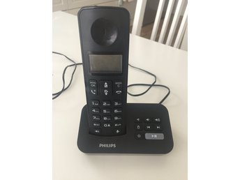 Philips laddbar telefon