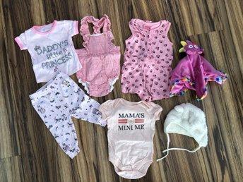 eacb907b77f0 Babykläder nyfödd (341913959) ᐈ Köp på Tradera