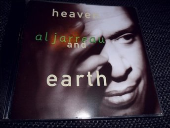 Al Jarreau Heaven And Earth, funk, soul, pop, ballad