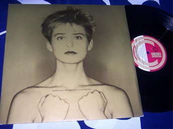 "JULIA FORDHAM - WHERE DOES THE TIME G0 ? 12"" 1989"