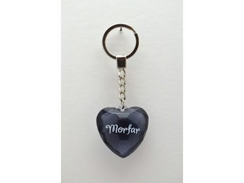 Diamond keyring Morfar