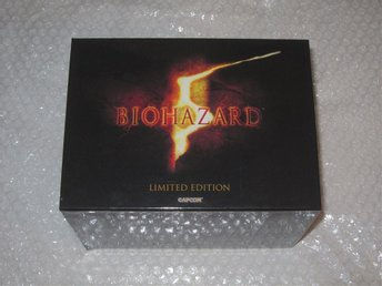 Resident Evil / Biohazard 5 Limited Edition