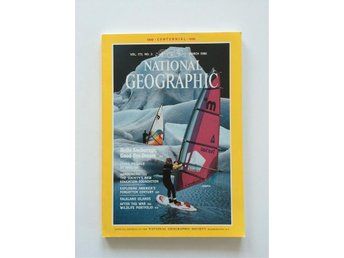 National Geographic vol. 173 no. 3 March 1988 English, China by rail...