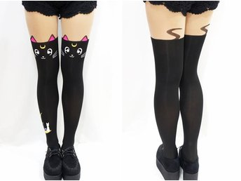 Sailor Moon strumpbyxor - Luna -