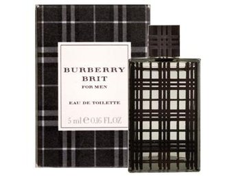 Burberry Brit For Men Edt - Karlskoga - Burberry Brit For Men Edt - Karlskoga