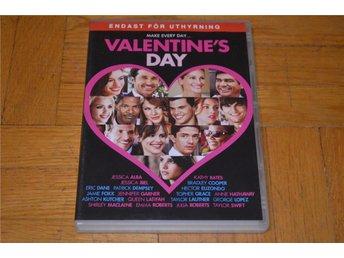 Valentines Day ( Julia Roberts Jamie Foxx Jessica Alba ) 2012 - DVD - Töre - Valentines Day ( Julia Roberts Jamie Foxx Jessica Alba ) 2012 - DVD - Töre