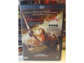 Jeanne d'arc - DVD - Våmhus - Jeanne d'arc - DVD - Våmhus
