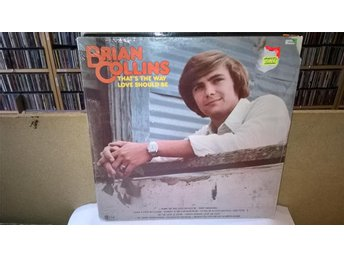 Brian Collins - That's The Way Love Should Be, LP
