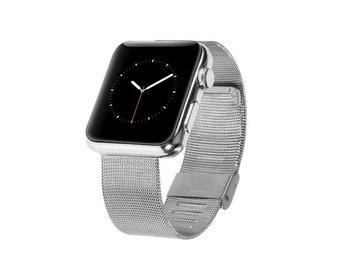 Klockarmband av Metall till Apple Watch 38mm - Silver