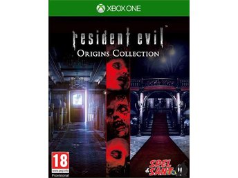Resident Evil Origins Collection - Norrtälje - Resident Evil Origins Collection - Norrtälje