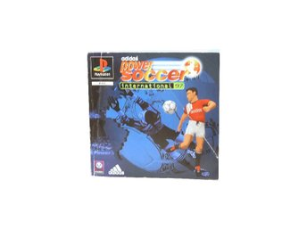 Adidas Power Soccer International 97 (Manual PS1)