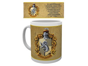 Mugg - Harry Potter - Hufflepuff (MG1947)