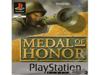 Medal of Honor (Platinum & Ej Manual)