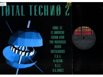 VARIOUS - TOTAL TECHNO 2