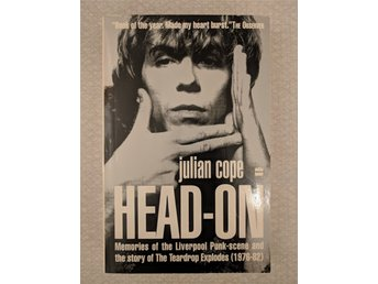 JULIAN COPE head on repossessed teardrop explodes punk new wave