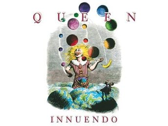 Queen: Innuendo 1991 (2011/Rem) (CD)