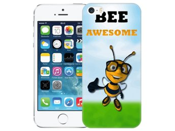 iPhone 5/5s Skal Bee Awesome