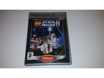 - LEGO Star Wars II The Original Trilogy PS2 PAL -