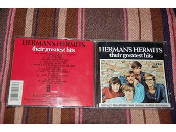 Herman`s Hermits. Their Greatest Hits. Abkco