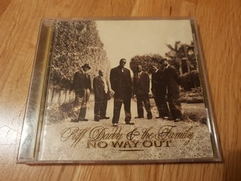 Puff daddy & the family - no way out - CD