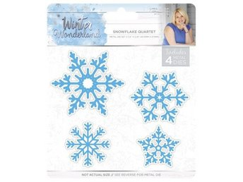 Dies Snowflake quartet - Sara Signature Collection