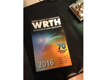 WRTH 2016  - World Radio TV Handbook