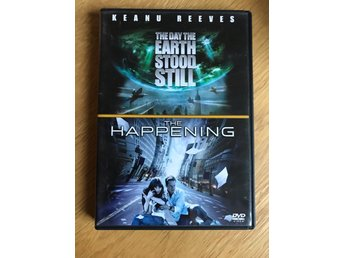 The day the earth stood still/ The happening