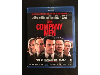 The Company Men - Blu-ray disc