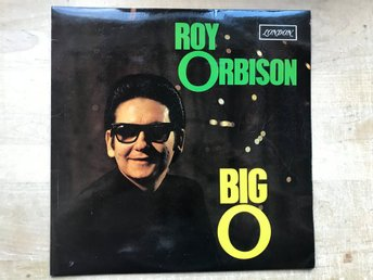 ROY ORBISON - BIG O LP 1970