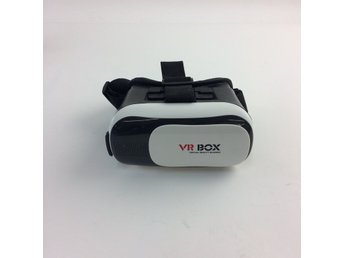 VR BOX, VR glasögon, Vit/Svart
