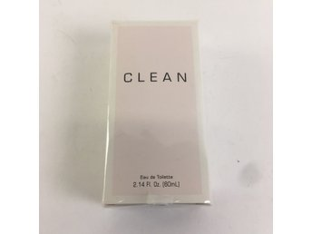 CLEAN, Eau De Toilette, 60ml, Vit/Rosa