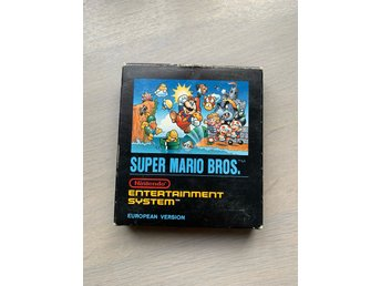Super Mario Bros SCN
