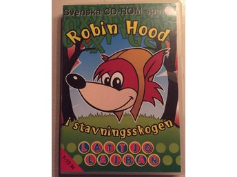 Robin Hood i stavningsskogen PC - åby - Robin Hood i stavningsskogen PC - åby