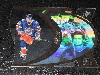 1997-98 Wayne Gretzky SPx Steel #30 - Tingsryd - 1997-98 Wayne Gretzky SPx Steel #30 - Tingsryd