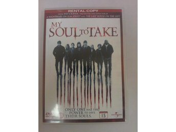 DVD - My Soul To Take