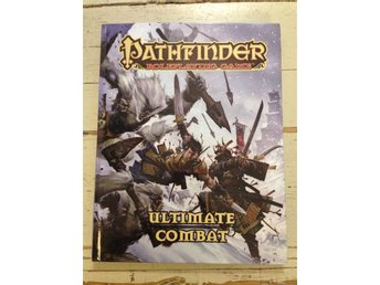 Ultimate Combat - Pathfinder Roleplaying  Game !