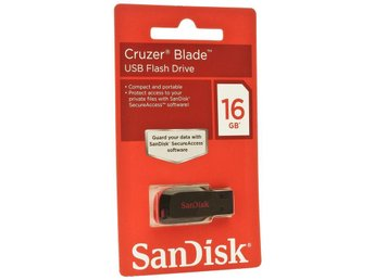 16gb Sandisk Usb minne 16 gb memory card