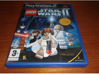 Lego Star Wars II The Orginal Trilogy - PS2 / Playstation 2