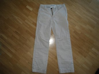 ABERCROMBIE & FITCH CHINOS ST 10 140 SUPERFINT SKICK