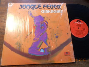 CHAKACHAS - Jungle Fever, LP Polydor USA 1972 Latin Funk