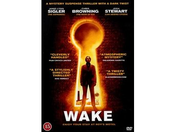 Wake (DVD) Ord Pris 79 kr SALE