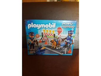 Playmobil City Action oöppnad