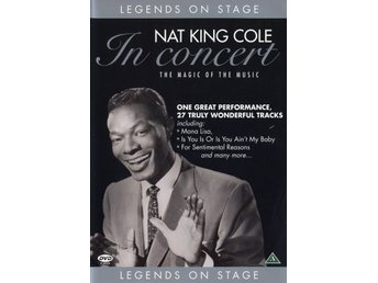 Legends on Stage - Nat King Cole In Concert