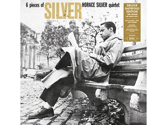 Silver Horace: 6 Pieces Of Silver (Vinyl LP)