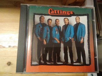 Cattings - Cattings, CD, rare!