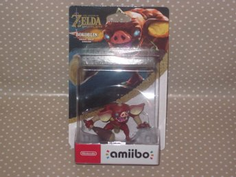 Amiibo - Bokoblin - Zelda Breath of the Wild - NY!