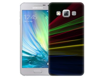 Samsung Galaxy A3 (2015) Skal Strobe Lights
