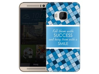 HTC One M9 Skal Success Smile