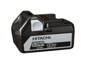 Javascript är inaktiverat. - Landskrona - BeskrivningBeskrivningHitachi Li-Ion batteri BSL1850 18V 5.0 Ah Produktbeskrivning Hitachi 18V 5,0Ah Li-ion batteri. Passar till Hitachi sladdlösa 18V verktyg. Egenskaper Avancerad Lithium (Li-ion) batteriteknologi och HPS (Hitachi Protectio - Landskrona